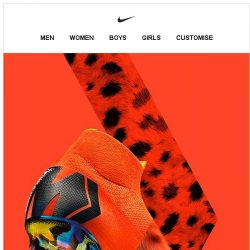 [Nike] The New Nike Mercurial: Fast By Nature