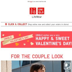 [UNIQLO Singapore] With love, from Uniqlo