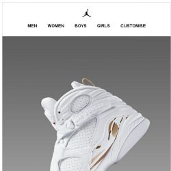 [Nike] Get it Now: Jordan 8 OVO