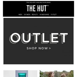 [The Hut] Our hand-picked offers just for you...