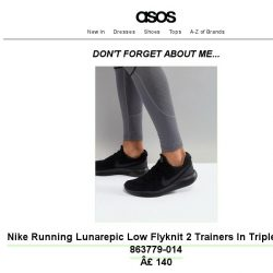 [ASOS] Snap me up before I'm gone!