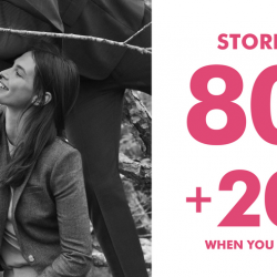 Banana Republic: Closing Sale with 80% OFF Storewide at Marina Bay Sands