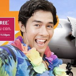 Jetstar: Return for FREE to Bangkok, Bali, Phuket, Melbourne, Taipei & More!