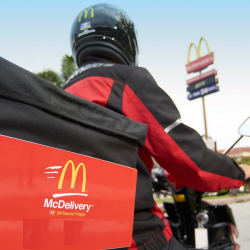 McDonald's: Coupon Codes for FREE McWings, Filet-O-Fish & Hashbrown when You Order McDelivery!
