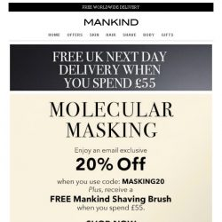 [Mankind] Last Chance | Exclusive Pay Day Treats Inside