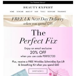 [Beauty Expert] Last Chance | Exclusive Pay Day Treats Inside