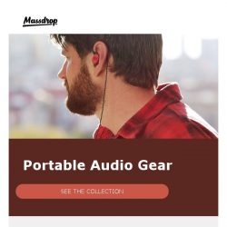 [Massdrop] For the audiophile on the go
