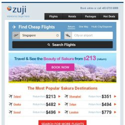 [Zuji] BQ.sg: Fall in love with these popular Sakura destinations fr $213