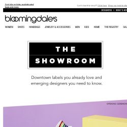[Bloomingdales] New in The Showroom from Opening Ceremony & Arron