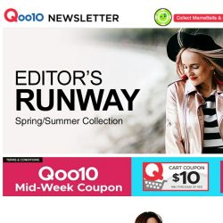 [Qoo10] Ready to scoot off this summer holiday? Check out these travel deals not to be missed!