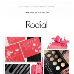 [RODIAL] Trending Products: What You've Been Buying