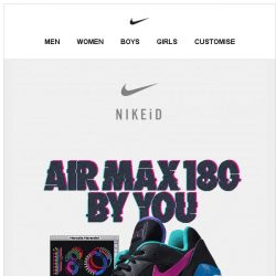 [Nike] Air Max by You