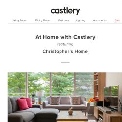 [Castlery] At Home with Castlery - Colourful Sanctuary