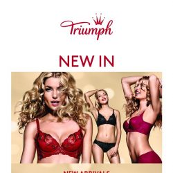 [Triumph] ALL NEW ONLINE! + Extra Offers To Spoil You
