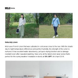 [Muji] Discover MUJI Storage in the Shape of Life