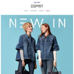 [Esprit] Welcome to the Blue Party!