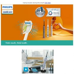 [PHILIPS] Get 30% off all Sonicare products & free NETS Flashpay card (worth $30)!