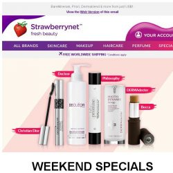 [StrawberryNet] , These US$1 Deals Make Weekends Fun