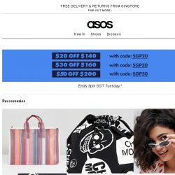 [ASOS] New accessories just landed