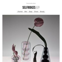 [Selfridges & Co] Home is where the art is