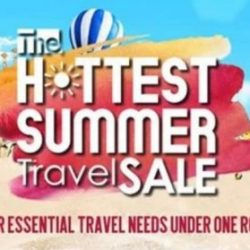 Travelite: The Hottest Summer Travel Sale 2018 with Up to 80% OFF Travel Essentials!