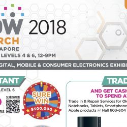 Suntec Singapore: IT Show 2018 - Highlights, Brochures, Coupons & More!