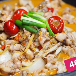Wah! Kungfu: 40% OFF A La Carte Menu