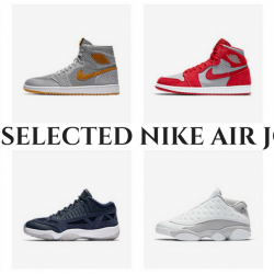 Nike: Last Chance Sale with 30% OFF Selected Air Jordan Sneakers