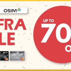 SAFRA Punggol: Tefal & OSIM Sale with Up to 70% OFF