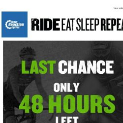 [Chain Reaction Cycles] Spring Cleanout – Only 48 hours left!