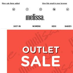 [Mdreams] Outlet Sale: up to extra 30% off