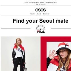[ASOS] South Korean brands we can't get enough of