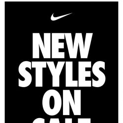 [Nike] New Styles on Sale