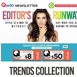 [Qoo10] 🔥Check out our top trend picks for you! Don't miss out on other amazing deals too!🔥
