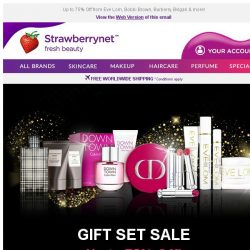 [StrawberryNet] 🎁 Gift Set SALE! Better Value, Better Gifts.