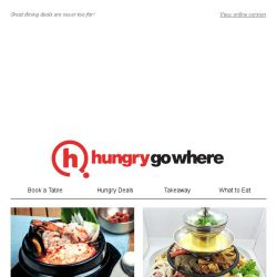 [HungryGoWhere] Ultimate Dining Deals in Your Favourite Shopping Malls: 1-for-1 Steamboat/Buffet/Mains, 3rd Diner Dines Free, and More
