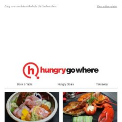 [HungryGoWhere] 1-for-1 Dining Exclusives for Citi Cardholders: 9-course Omakase Dinner, Argentinian Ribeye, and More!