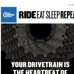 [Chain Reaction Cycles] Drivetrain Components: Make the Shift