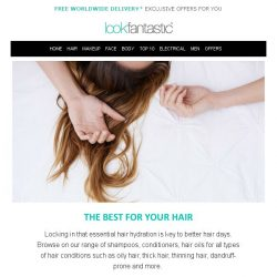 [lookfantastic] The Hair Secrets You Need to Know