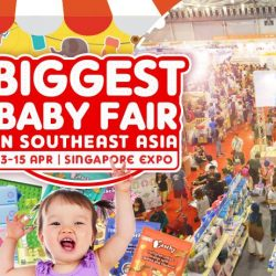 Singapore Expo: Baby Market - South East Asia's Biggest Baby Fair