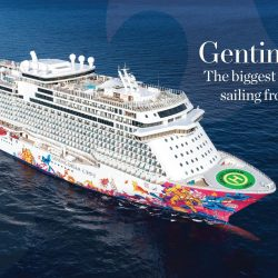 Dream Cruises: Up to 20% Off with 3rd & 4th Pax Free on Genting Dream