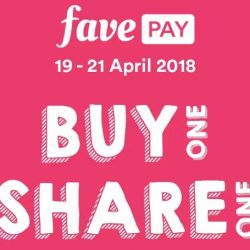 Häagen-Dazs: Buy 1 Get 1 FREE Single Scoop Ice Cream with FavePay!