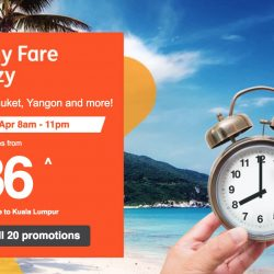 Jetstar: Friday Fare Frenzy to Taipei, Phuket, Yangon & More with All-In Sale Fares from $36!