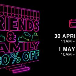 Valiram: Friends & Family Sale 2018 with Up to 80% OFF Kate Spade, Michael Kors, TUMI, Victoria's Secret & More!