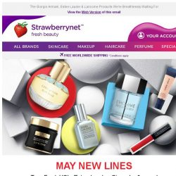 [StrawberryNet] FINALLY! 💛 May New Lines just Dropped Woo-hoo!