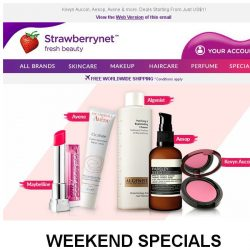 [StrawberryNet] , Sweet US$1 Deals to Make You Smile