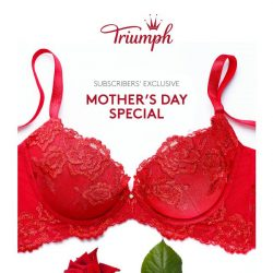 [Triumph] Gifts for Mum (or yourself!)