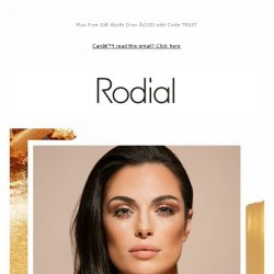 [RODIAL] 4 Steps To Get That Summer Glow