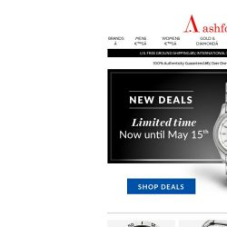 [Ashford] New Weekly Deals, Up to 82% Off