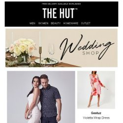 [The Hut] The Wedding Shop